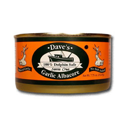 Dave's Garlic Albacore 7.75oz
